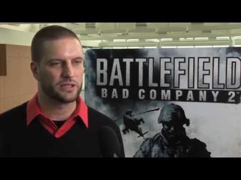 Battlefield: Bad Company 2 - Squad Based Multiplayer Interview