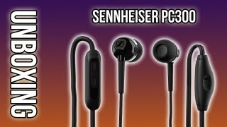 Sennheiser PC 300 Unboxing Video