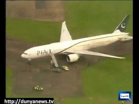 Dunya news-PIA Plane Diverted-24-05-2013