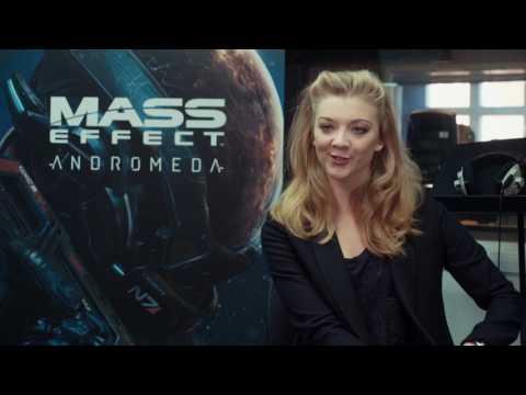 MASS EFFECT: ANDROMEDA – Natalie Dormer as Dr Lexi T'Perro