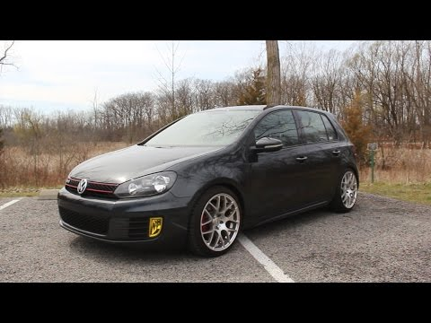 Mk6 Golf GTI Review!   A Good Choice For $10k?