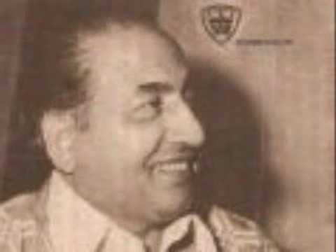 Muddat howee hain yaar ko- Mohammad Rafi Ghazal