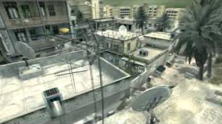 CoD4 test LCEffects & cl_avidemo 125+3x slowdown = 375FPS