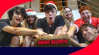 AMIGO SECRETO DO ENALDINHO! (FELIZ NATAL!!!)