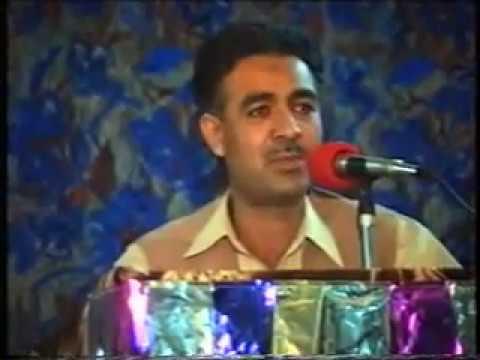 prof shehzad sahib pishin vary good shair or poet  by jahangir shah