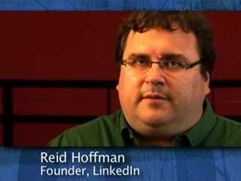 Wallstrip Chat - Reid Hoffman
