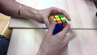Rubik's cube en 1 minute ! - résoudre video