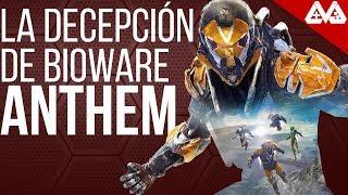 La decepción de Anthem | ¿El peor juego de BioWare?