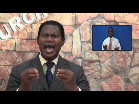 The Gists Pt 2,  Minister Abraham Monney, Church of Christ,Ghana  21 06 2015