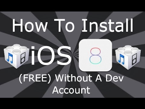 How To Install iOS 8 Final Version Without A Dev Account Or UDID