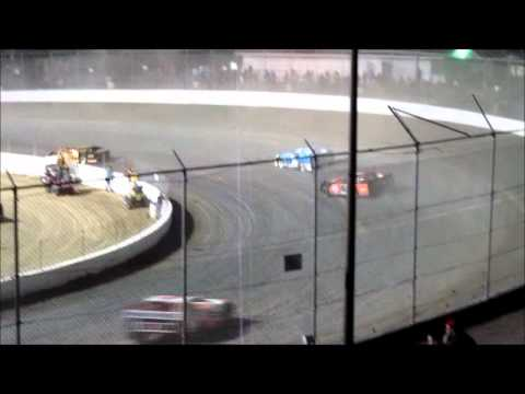 ump sportsman  I-55 Raceway Feature 4-2-2011