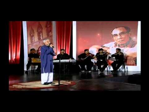 Salman Alvi gives tribute to S.D. Burman and Talat Mehmood