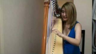 Arpa Paraguaya - Fabiola Harper - Balada para adelina