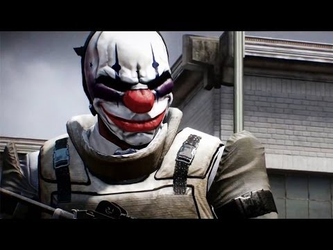 Payday 2 The Death Wish Trailer