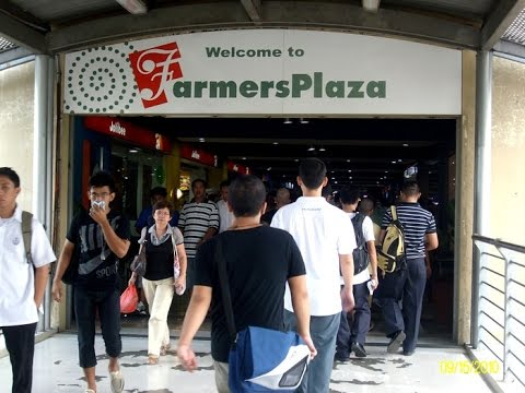 Pinoy Scandal: Farmers Plaza Foodcourt video