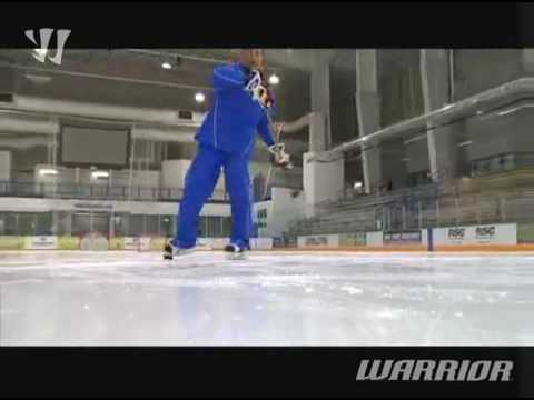 Warrior Hockey - Alexei Kovalev Stickhandling Shooting Hockey Video Video