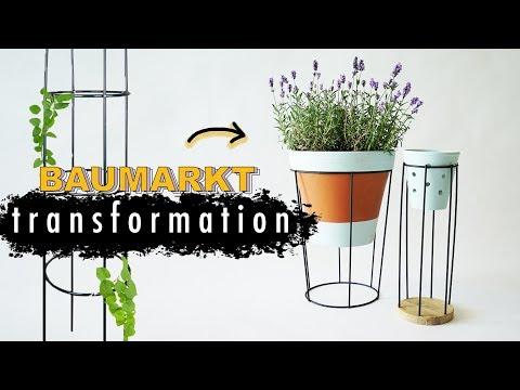 DIY Deko Idee - 2 in 1 Upcycling für Balkon & Terrasse | EASY ALEX