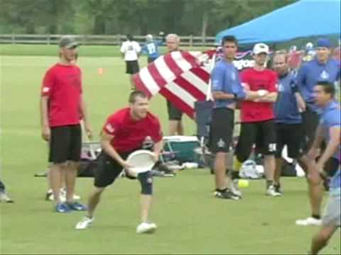 2008 UPA Club Nationals and Worlds Ultimate Frisbee Highlights klip izle