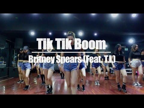 Tik Tik Boom - Britney Spears | Buckey Choreography