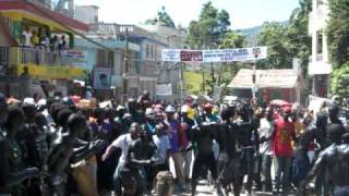 Jacmel Kanaval 2011- Lance Kod Flip
