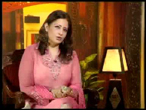 Atiqa Odho in Late Night with Begum Nawazish Ali Part 1-2007