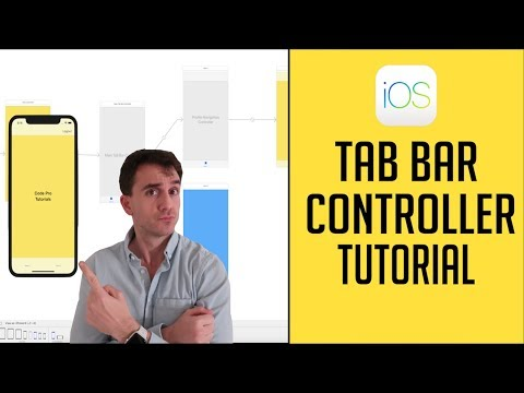 Code Pro: iOS Tab Bar Controller Tutorial