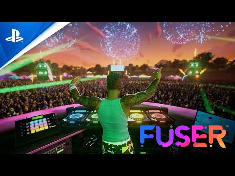 Fuser - Gameplay Reveal Trailer | PS4