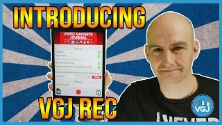 New iOS Screen Recorder! VGJRec. Facecam, Touch Input, Internal Audio. It's Got The Lot!