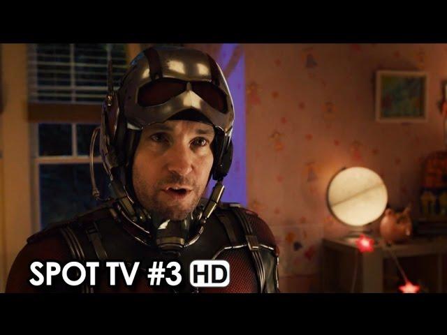 Ant-Man TV Spot #3 (2015) - Paul Rudd, Michael Douglas HD