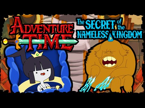 Adventure Time Secret Of The Nameless Kingdom Boss Hair Apes Part 3 Gameplay Walkthrough Episode 3 video