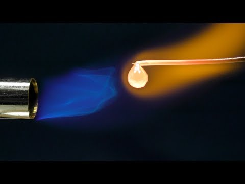 Миниатюрная газовая горелка   усовершенствование Часть 2