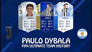 PAULO DYBALA | FIFA ULTIMATE TEAM HISTORY | FIFA 13 - FIFA 18