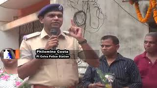 Police Check Post Inauguration
