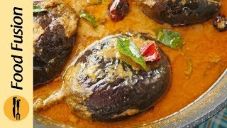 Bhagaray Baigan Recipe By Food Fusion