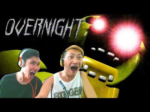 Overnight [Demo] : เด็กอายุ 13 ปีก็สร้างเกมผีได้!!