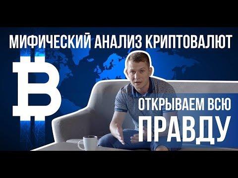 Технический анализ криптовалюты 2018 | Личное мнение о теханализе