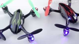 Hubsan H107C X4C Mini Drone w/ Camera 2.4Ghz Edition - HeliPal.com