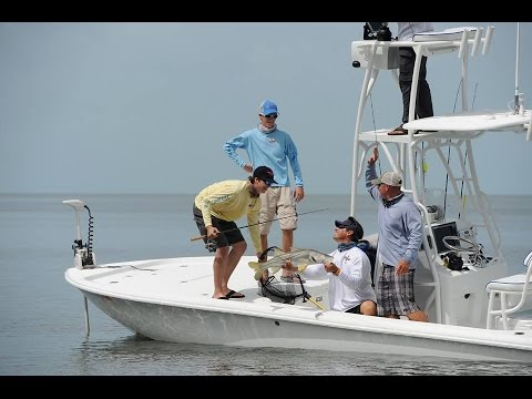 Bass 2 Billfish TV Show   Everglades Snook Fishing With Captain Rich Smith