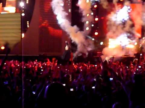 Help For Heroes Concert Robbie Williams Angels