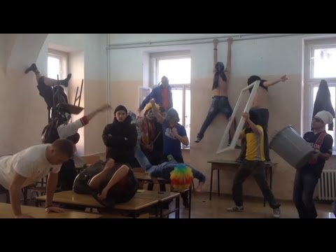Harlem Shake - High School Edition HD