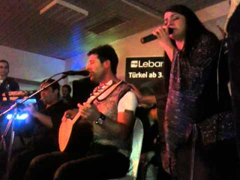 ABIDIN BITER & ARZU - YOLDAS DÜET  (GALA NIGHTS 26.11.2010)