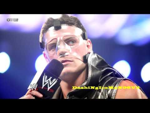 2011: Cody Rhodes 9th WWE Theme Song -