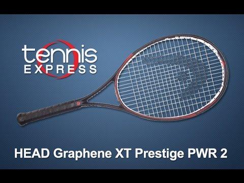 HEAD Graphene XT Prestige PWR 2 Racquet Review | Tennis Express