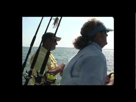 Spanish Mackerel Fishing in Beaufort, South Carolina - Reelin Up the Coast TV with Capt. E
