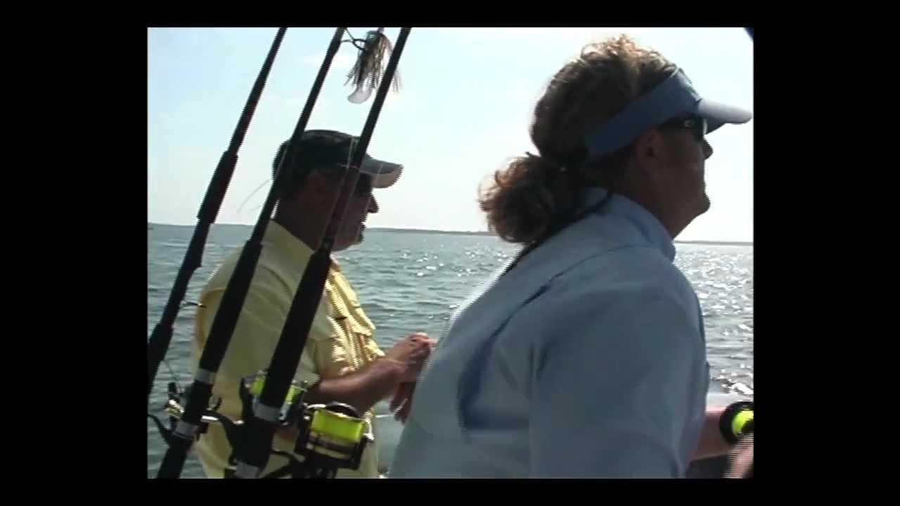 Spanish mackerel fishing in beaufort south carolina for Carolina fishing tv