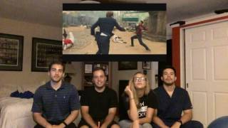 Kingsman The Golden Circle Trailer 2 (Group Reaction)