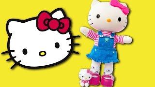 Hello Kitty Best Friends Toy Doll REVIEW 2017