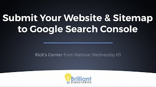 How to Submit Your Website and Sitemap to Google Search Console