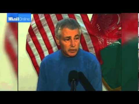 Hagel visits Kabul, given assurances on Afghan security deal   Mail Online