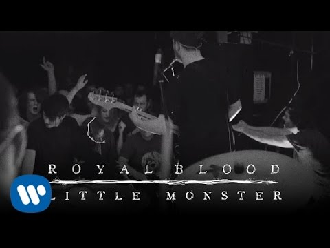 Royal Blood - Little Monster (Official Video)